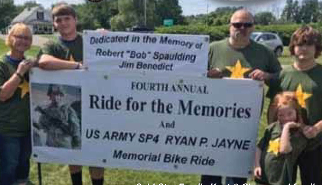 United Way @ 6th Annual Ride for the Memories